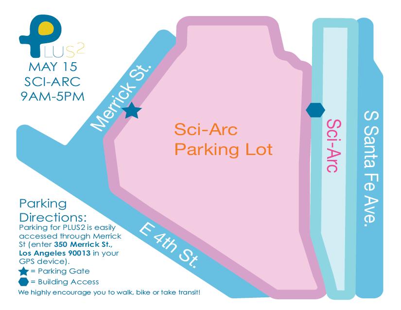 Parking Map PLUS2